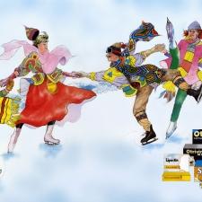 Ad for Participaction  &  Ciba-Geigy for MacLaren Advertising