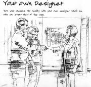 Illustration for BAM Builder Advertising  &  Marketing Inc.-1