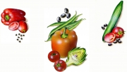 Vegetables, Club House Ad, Enterprise Creative Selling